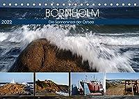 Bornholm - Sonneninsel der Ostsee (Tischkalender 2022 DIN A5 quer): Bornholm - die daenische Sonneninsel in der Ostsee (Monatskalender, 14 Seiten )
