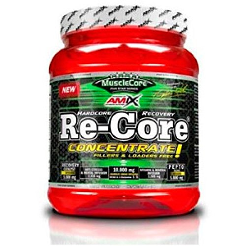 AMIX MuscleCore Re-Core Concentrate - 540 gr Fruit Punch