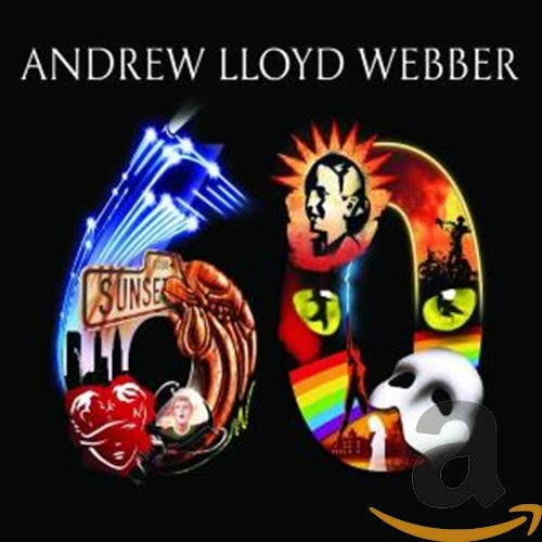 60: The Very Best Of [Box Set] [Deluxe Edition] Andrew Lloyd Webber Import