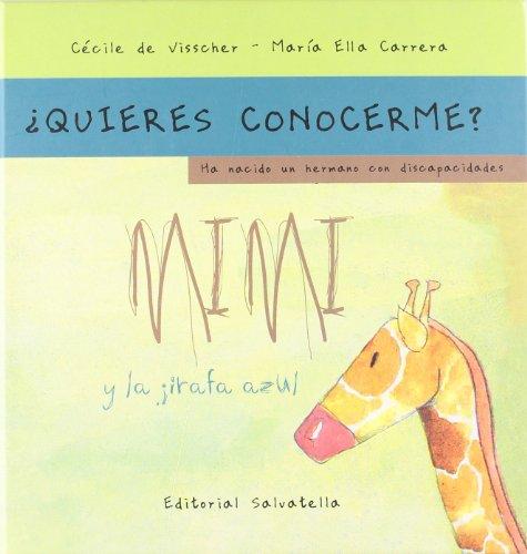 Mimi y la jirafa azul -t.d.: ¿Quieres conocerme? 3 bis