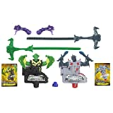 Beyblade Shogun Steel BeyWarriors Dark vs. Water Element by Beyblade