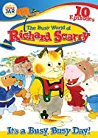 Busy World of Richard Scarry: It's a Busy Busy Day [DVD] [Import]