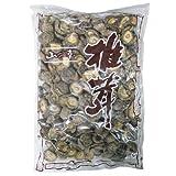 中国産足切椎茸小葉3-3.5㎝ 500g