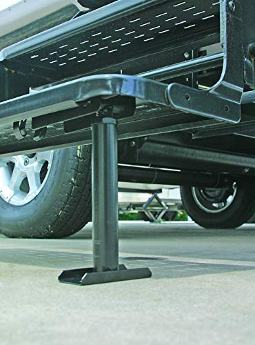 Camco Self-Stor Step - Mounts Under RV Steps to Stabilize Steps and Prevent RV Movement...