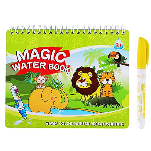 Livre de dessin pour enfants en papier à dessin - Motif graffiti magique - Pour coloriage,