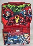 Marvel Avengers - Zaino Scuola Trolley Estensibile Originale Avengers - Prodotto Ufficiale