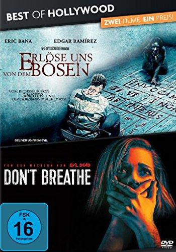 Best of Hollywood - Erlöse uns von dem Bösen / Don't Breathe [2 DVDs]