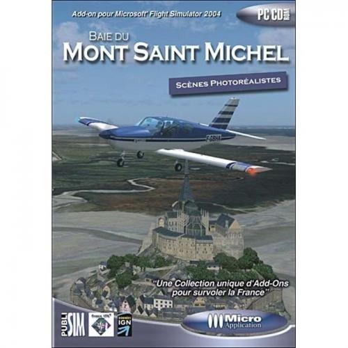 Add-on pour Flight Simulator : Mont Saint Michel