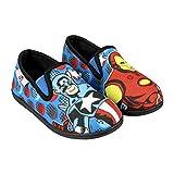 Artesania Cerda Zapatillas De Casa Francesita Avengers, Niños, Azul (Azul C37), 30 EU