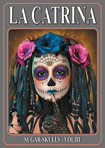 La Catrina - Sketchbook Vol. 3 - Tattoo-Vorlagen