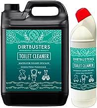 Dirtbusters para Inodoro Bomba trituradora Saniflo Descaler Limpiador Tanque séptico Seguro 5litros y 1litro para Inodoro Pato