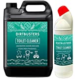 Dirtbusters <span class='highlight'>toilet</span> Macerator Saniflo Descaler Cleaner septic tank safe 5L and 1 litre <span class='highlight'>toilet</span> duck