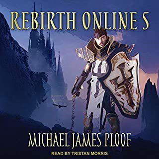Rebirth Online 5 audiobook cover art
