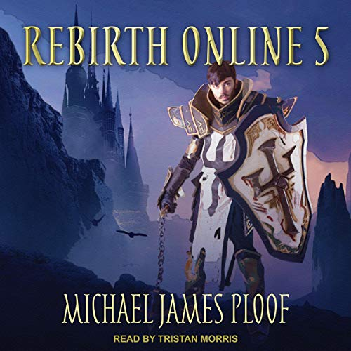 Rebirth Online 5 cover art