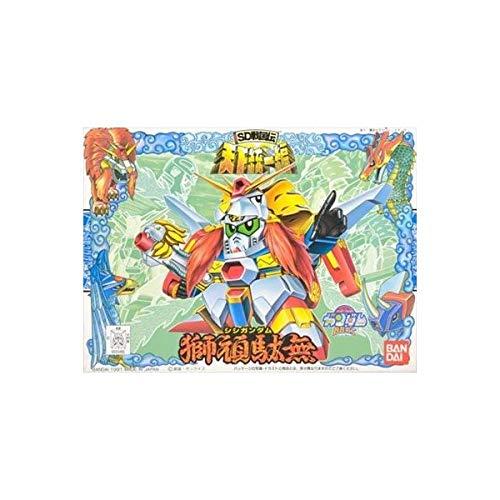 Shishi Gundam (SD 80) (Gundam Plastic Model Kits) Bandai [JAPAN] (japan import)