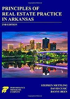 Principles of Real Estate Practice in Arkansas: 2nd Edition