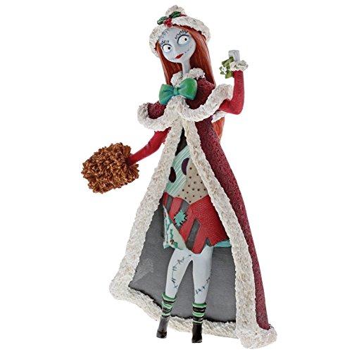 Disney Showcase, Figura de Sally de 'Pesadilla Antes de Navidad' disfrazada de Mamá Noél, Enesco