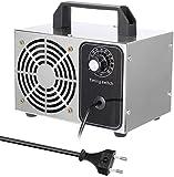 LALEO 24g/h Generador Portátil del Ozono/Purificador de Aire Integrado/Generador de Ozono Coche/Generador de Ozono Purificador
