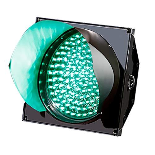 RuBao Industriële LED-wandlamp rood groen – creatieve straatmarkeringen voor ijzer, decoratieve afstandsbediening