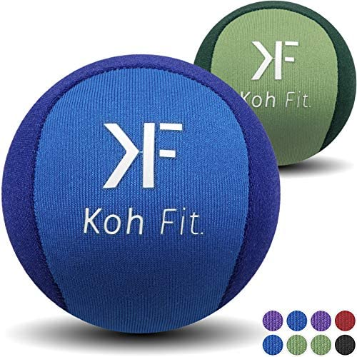 Koh Fit Stress Ball Multipacks for Adults Stress Reliever Squeeze Balls for Hand Therapy and product image
