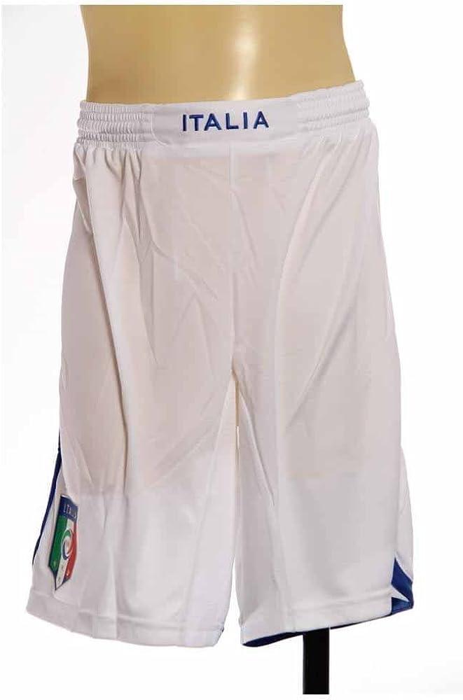 PUMA Italia Kids Home and Away Replica White