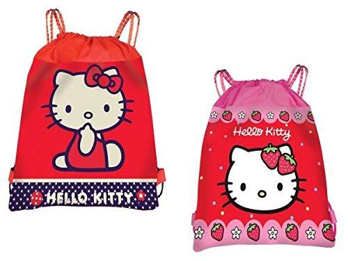 Saquito Hello Kitty Capacidad 35 x 0