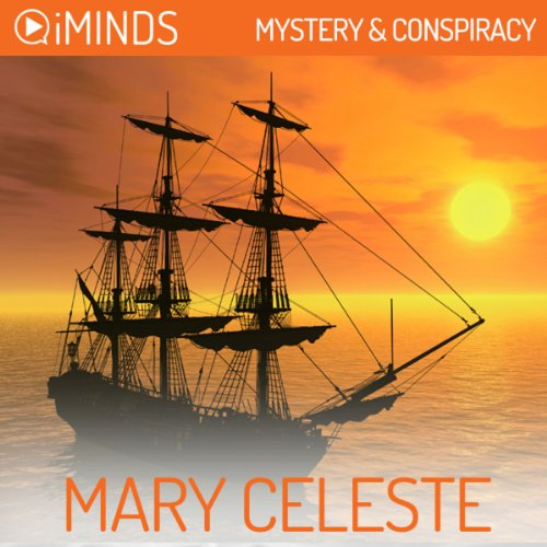 Mary Celeste audiobook cover art
