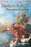 Physionomie des passions