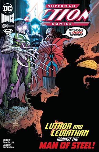 Action Comics (2016-) #1019 (English Edition)