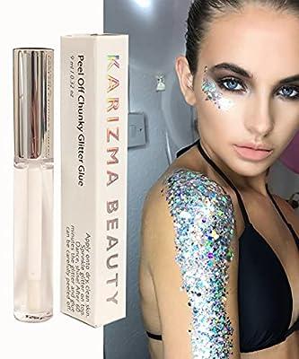 Cosmetic Glitter Glue //