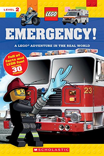 Emergency! (LEGO Nonfiction): A LEGO Adventure in the Real World