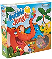 Bleu Orange Bubble Jungle Jeu de société