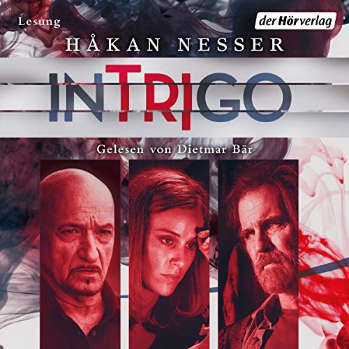 INTRIGO audiobook cover art
