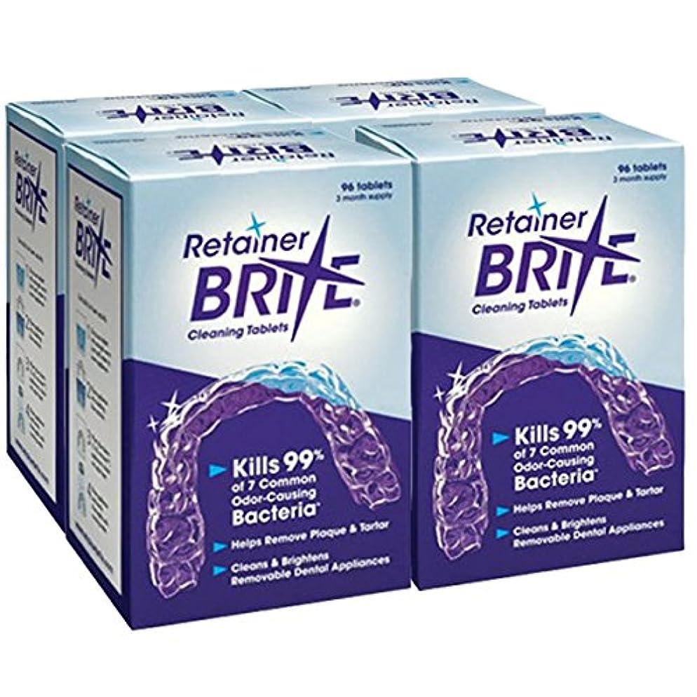 Retainer Brite, 1 Year Supply, 384 Tablets