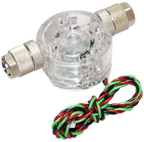 FlowMeter PRO rev3.6 - Flussanzeige für Wasserkühlsystem