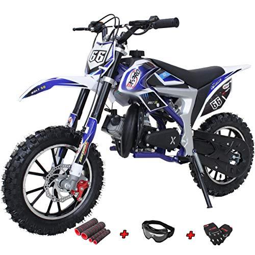 dirt bike kids gas