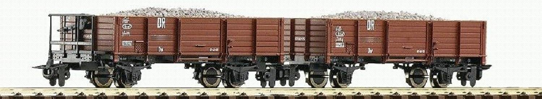 Roco 34589 DR Ballast Wagon Set (2) III