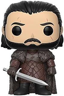 Funko POP Game of Thrones: Jon Snow, Negro
