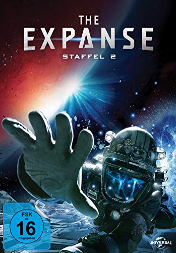 The Expanse - Staffel 2 (4 DVDs)