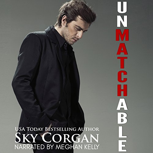 Unmatchable audiobook cover art