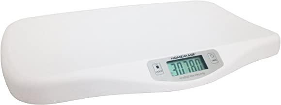 HOMEIMAGE- Digital Baby/Pet Scale with Hold Function - up to 44 Lb. -HI-EB522