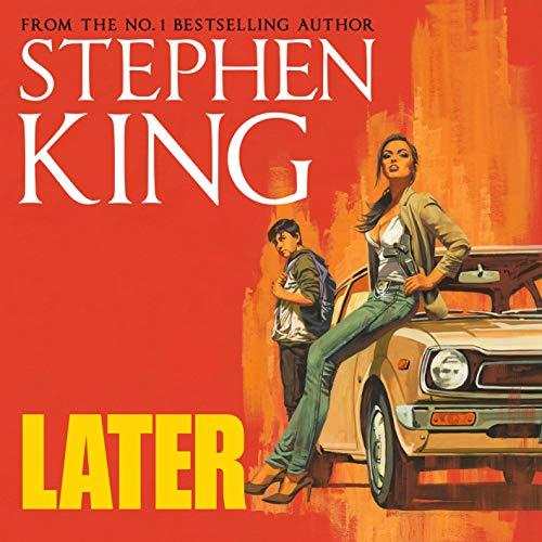 Later (Audio Download): Amazon.co.uk: Stephen King, Hodder & Stoughton: Audible Audiobooks