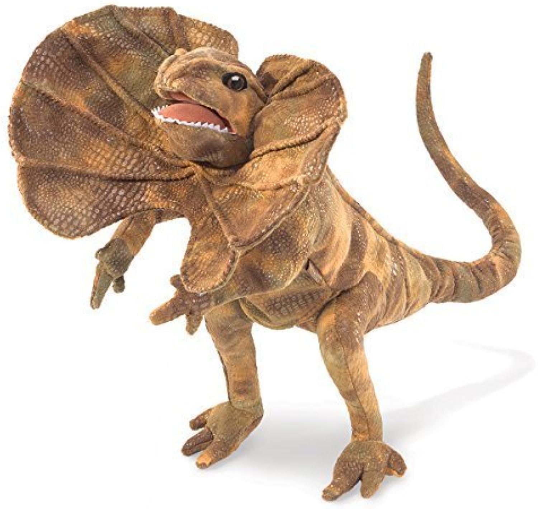 para mayoristas Folkmanis Frilled Lizard Lizard Lizard Hand Puppet by Folkmanis  Envío y cambio gratis.
