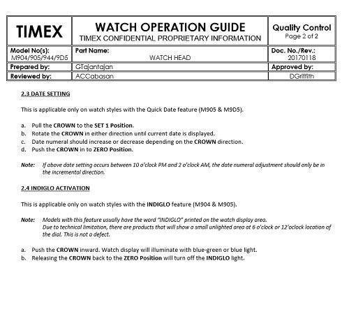 Reloj Timex Expedition Scout 43 para Hombre