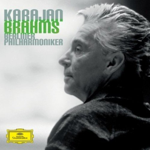 Brahms: Sinfonien 1-4 (Karajan Sinfonien-Edition)