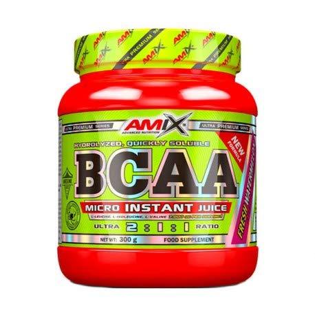 AMIX BCAA INSTANT JUICE (300 GRS) - FRUTAS DEL BOSQUE