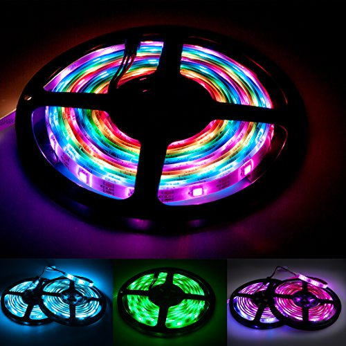 Picotronic WS2812B RGB-LED Stripe, 5m, 30LED/m, wasserdicht IP65-70130652