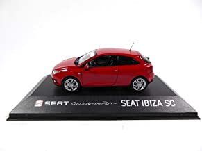 OPO 10 - Coche 1/43 Compatible con Seat Ibiza SC - Fischer (SE10)