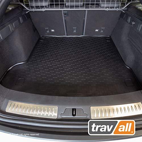 Travall CargoMat Liner Kofferraumwanne Kompatibel Mit Land Rover Range Rover Velar (Ab 2017) TBM1199 - Maßgeschneiderte Gepäckraumeinlage mit Anti-Rutsch-Beschichtung