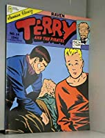 Terry and the Pirates: Raven (Terry and the Pirates) 0918348773 Book Cover